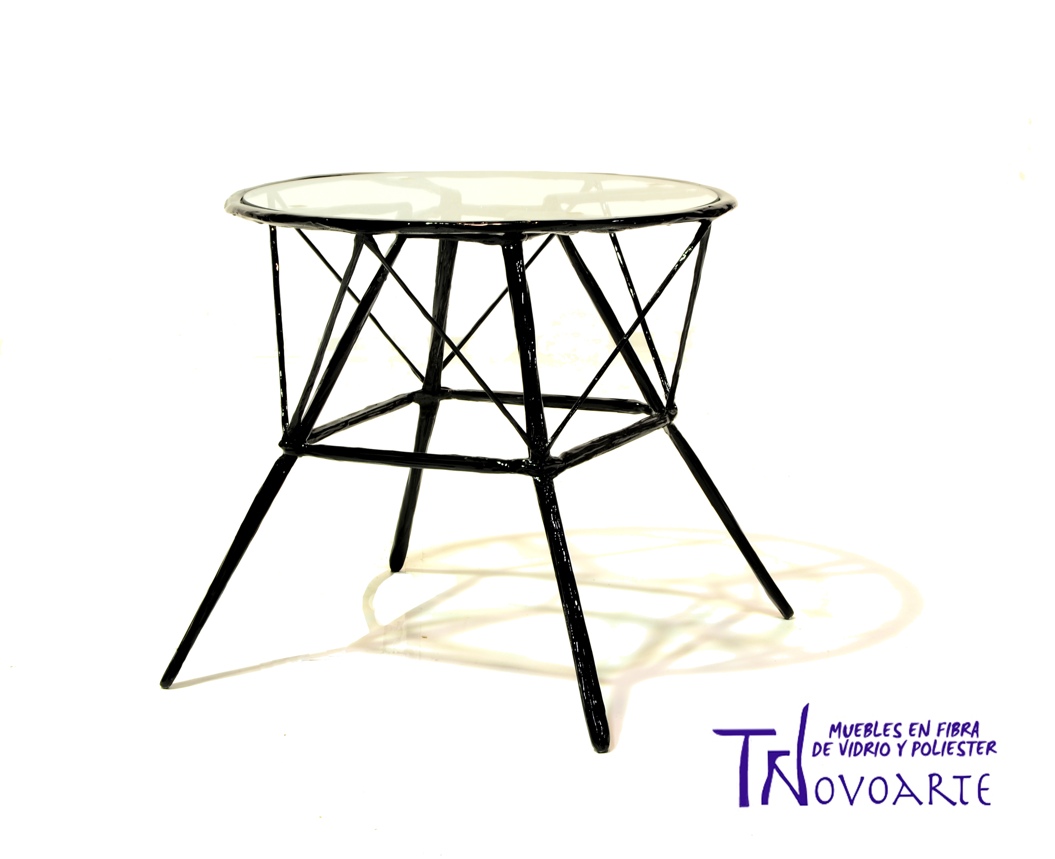 mesa tokio negra