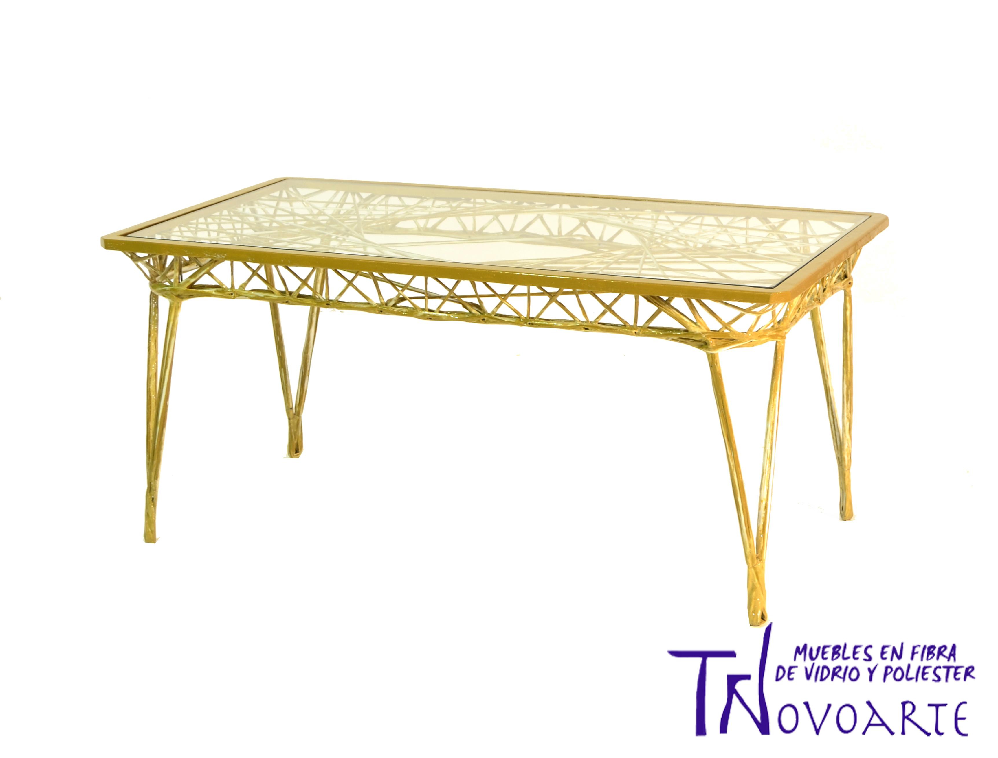 mesa rectangular110 baja